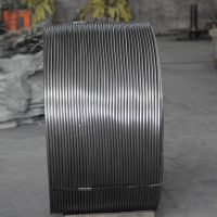 Steel Making Deoxidizer CaSi/Ca Si Cored Wire -4