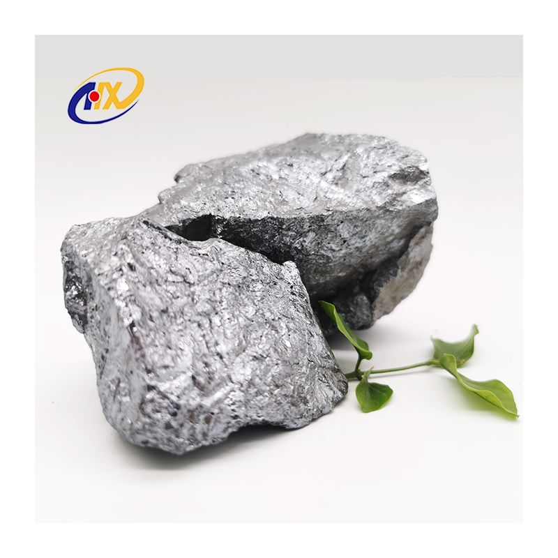 411 High Purity Silicon Metal Industrial Silicon -1