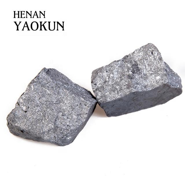 Ferro Silicon Briquette Ferro Silicon Alloy75% 72%70% 65% High Purity Ferro Silicon -6