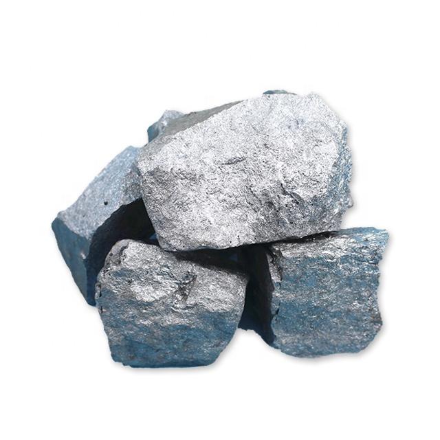 Ferrosilicon Raw Material 75% Ferrosilicon Lump 30mm-80mm -1