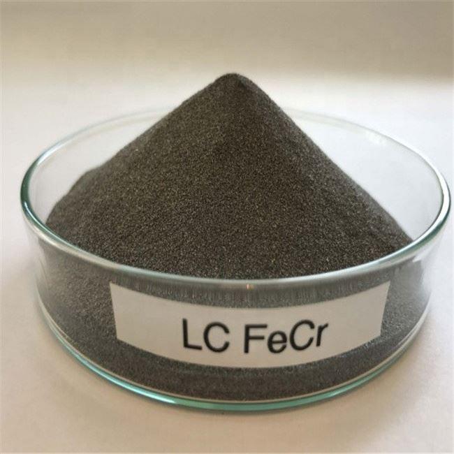 China Gold Manufacturer Alloy Additive Ferro Chrome -1