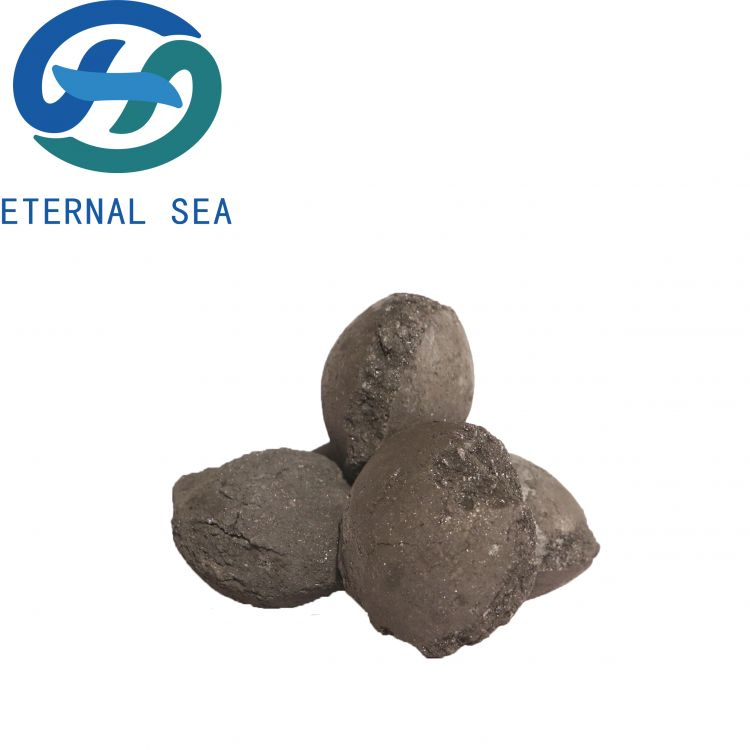 Anyang Eternal Sea Ferrosilicon Briquettes High Silicon High Iron Used Us Deoxidizer -4