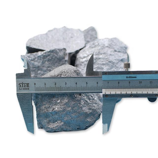 Ferrosilicon Raw Material 75% Ferrosilicon Lump 30mm-80mm -2