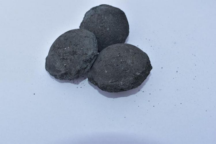 Alloy Steel Casting Silicon Ball Silicon Briquette Instead of FeSi -6
