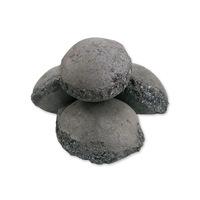 Ferro Silicon Slag Briquette Used As Deoxidizer for Cast Steel -3