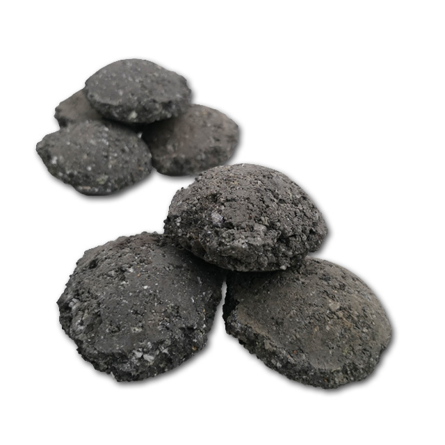 An Yang Factory Price Low Price Silicon Carbon  Briquette for Steel Making -6