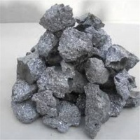 Export Mineral Resources Deoxidizer FeSi Powder , 75 Ferro Silicon -3