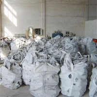 Export Mineral Resources Deoxidizer FeSi Powder , 75 Ferro Silicon -6