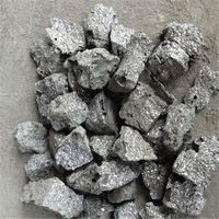 Export Mineral Resources Deoxidizer FeSi Powder , 75 Ferro Silicon -1