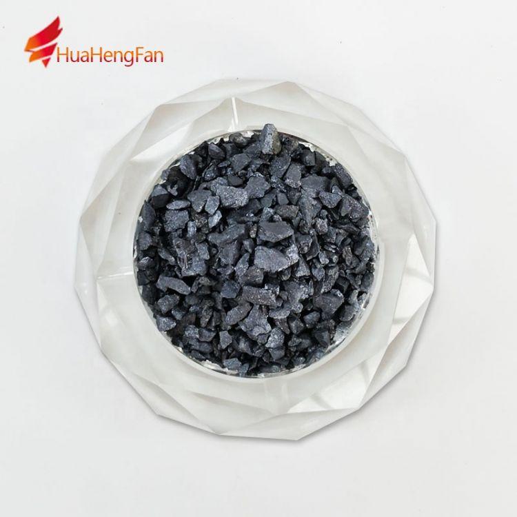 Ferro Silicon Particles Si 75 Silicon Briquette Supplier for Steelmaking -2