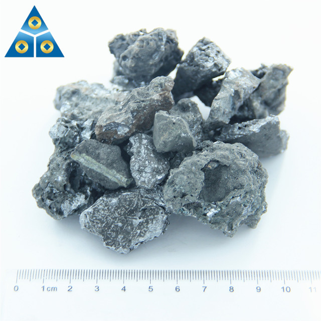 5-50mm Silicon Slag Si Metal Slag With Good Price for Steel Making -3