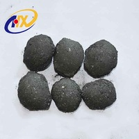Grey Factory 10-50mm Used In Steelmaking Ferro Balls Product Ferrosilicon Briquette From Anyang Competitive Price Hc Silicon -6
