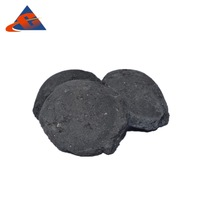 Anyang Silicon Briquette 50# 55# 60# 65# Instead of FeSi In Steel Making Line -5