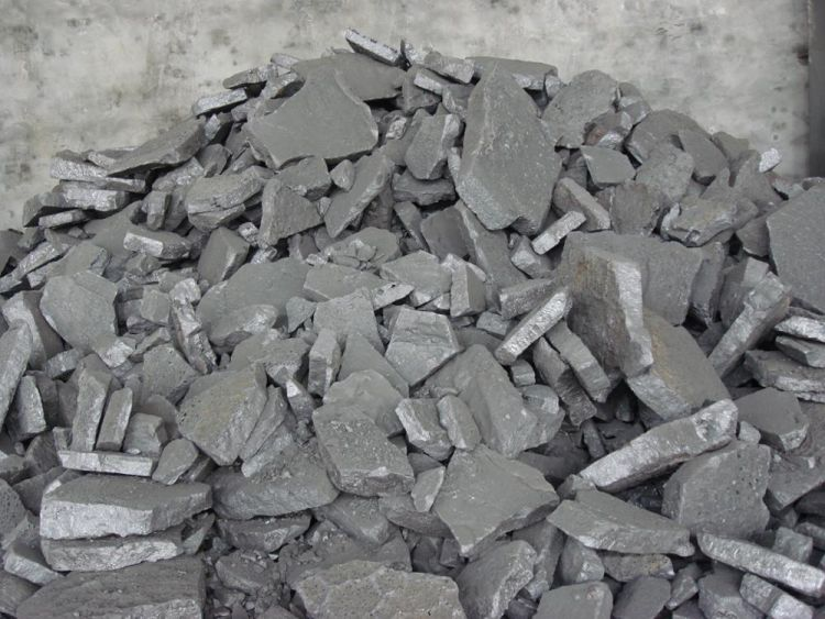 China Ferro Silicon 45%/FeSi 45/ Ferrosilicon 45# MSDS Sales Korea -3