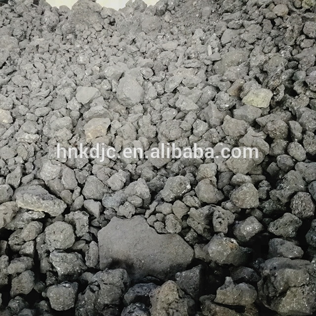 Best Metal Alloy Products Ferro Silicon Slag Ball Blast Furnace Slag for Steelmaking -5