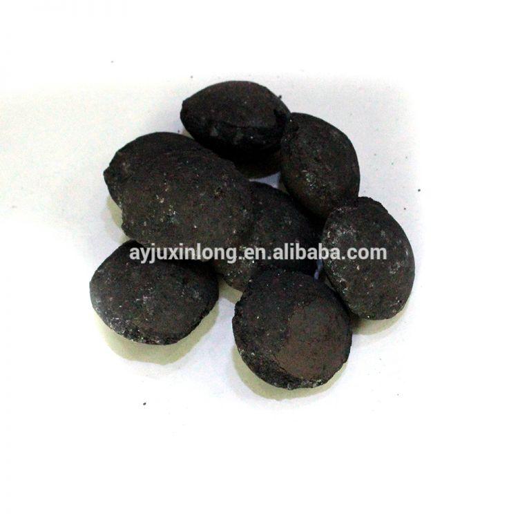 Anyang Factory Ferrochrome Production Process Ferro Silicon Ball / Briquette -2