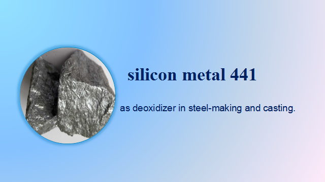 Thailand low price hot sale Silicon Metal 441 grade for silumin production