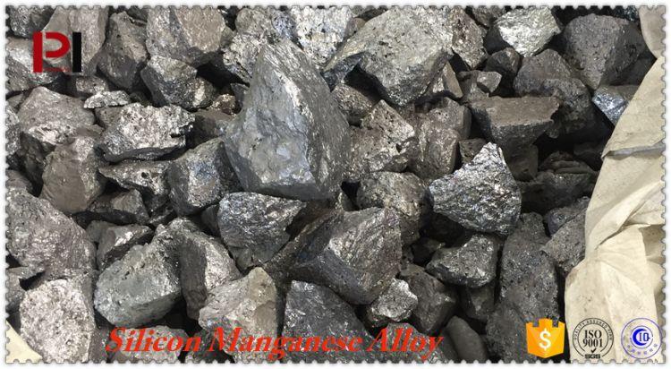 Deoxidation Ferro Silicon Manganese/FeSiMn/Ferro Silicon Manganese