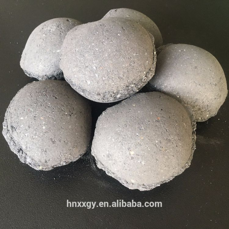 Hot Selling Product High Carbon Ferro Silicon Briquette Made By Fesi Powder -1