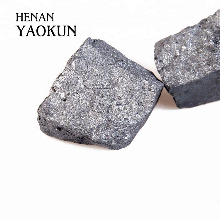 Mineral Ferro Silicon FeSi 75 72 Briquette/ball Best Factory -3