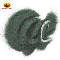 Green Silicon Carbide Sic Sand for Abrasive and Refractory -6