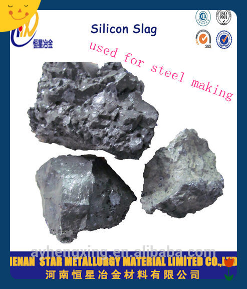 attractive price of ferro silicon slag for casting & refractory