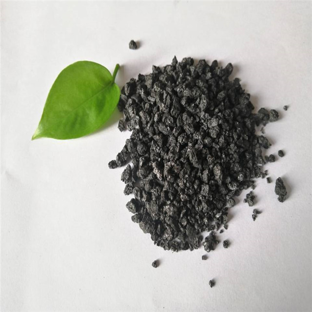 Recarburizer Size 1-3mm 1-5mm GPC / Graphitized Petroleum Coke for Metallurgy and Foundry -2