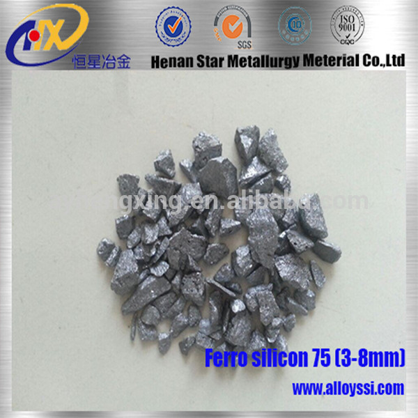 China low price ferrosilicon used for steelmaking