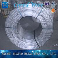 Casi Silicon Cored Wire, Best Ferro Silicon Calcium Flux Cored Welding Wire -4