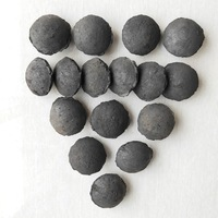 Silicon Briquette 50-65 With Low Price To Replace FeSi -5