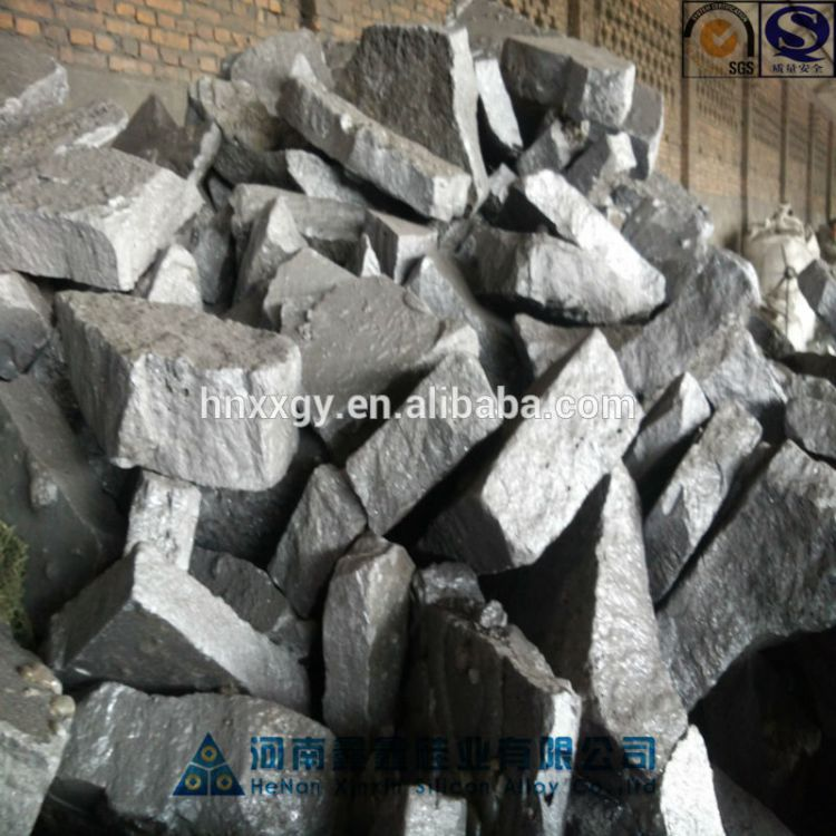 steel smelting materials ferro silicon metal grade 75 72 70 fesi alloy silica price per ton