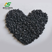 Low S and N Good Quality Black Graphitized Petroleum Coke GPC 98.5% -5