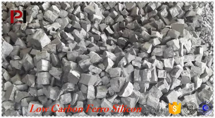 2019 Supply High Quality Ferro Silicon / FeSi 75% / SiFe Lump