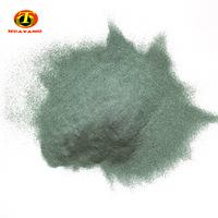 SiC 98.5% Metallurgical Grade Black Silicon Carbide -5