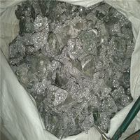 China manufacturer produce lump type welding steel casting material 50-100mm ferrochrome -4