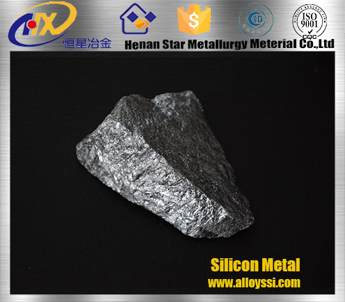 Factory Supply Industrial Silicon Metal 441/553/Off grade