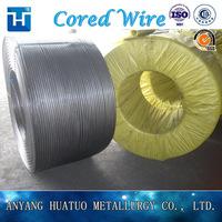 Casi Silicon Cored Wire, Best Ferro Silicon Calcium Flux Cored Welding Wire -5