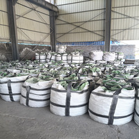 China manufacturer produce lump type welding steel casting material 50-100mm ferrochrome -6