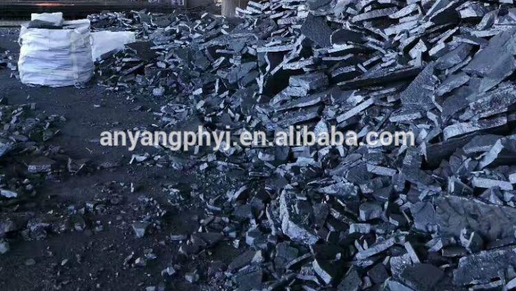 Big Strength Mechanical Nodulizer Rare Earth FeSiMg