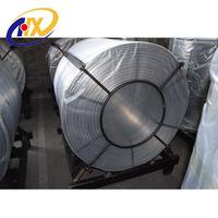 Steel Coil Gray 9-16mm Casi Stellite Nickel 0.025 Mm Silicon Calcium Flux Cored Welding Wire -3