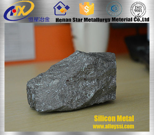 Good price silicon 553 grade metal pure silicon metal