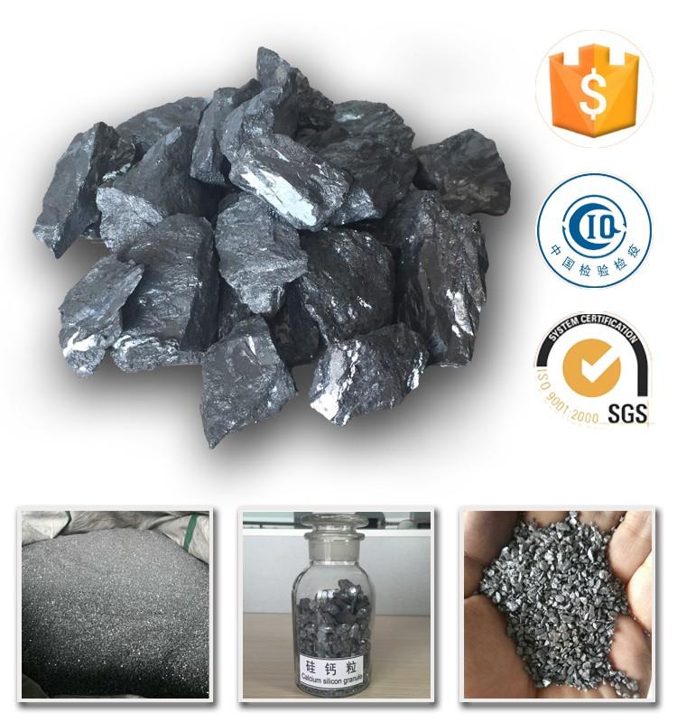 calcium silicon Alloy Manufacturing /silicon Calcium Metal