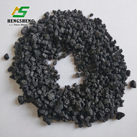 Anyang Hengsheng Supply FC 98.5% S 0.05 Size 1-5mm Graphitized Petroleum Coke -4