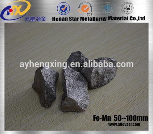 Ferro manganese 78 mc China with best quality and cheap price