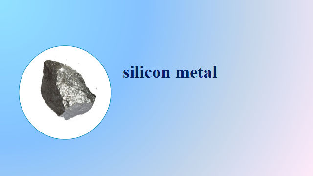 high purity silicon metal 3303 for electroplating
