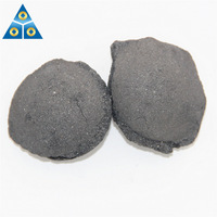FeSi Substitute Ferrosilicon Briquette As Steel Making Deoxidizer -2