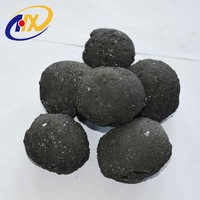 Grey Factory 10-50mm Used In Steelmaking Ferro Balls Product Ferrosilicon Briquette From Anyang Competitive Price Hc Silicon -4