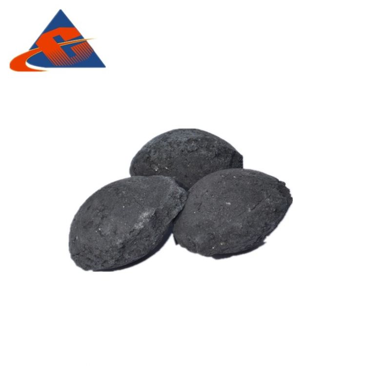 Anyang Silicon Briquette 50# 55# 60# 65# Instead of FeSi In Steel Making Line -6