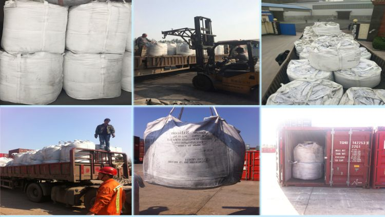 Anyang big factory produce high silicon briquette 75 replace ferro silicon
