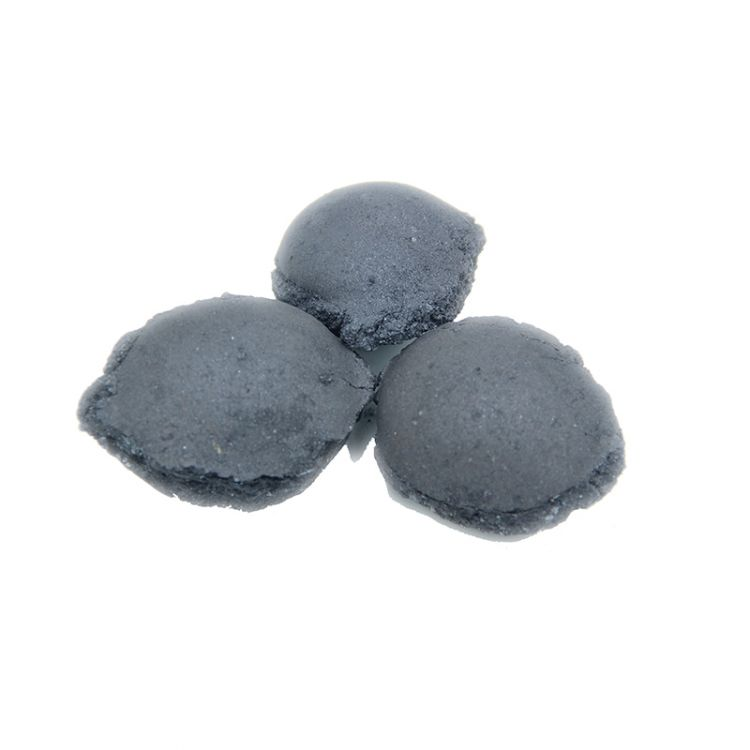 Hot Selling Product High Carbon Ferro Silicon Briquette Made By Fesi Powder -2